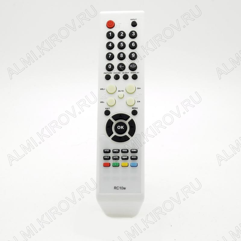ПДУ для SUPRA RC10W LCDTV