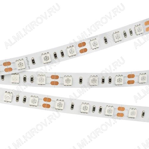 Лента светодиодная RT 2-5000 12V UV400 2x (012815)  ультрафиолетовый 12V 14.4W/m 5060*60