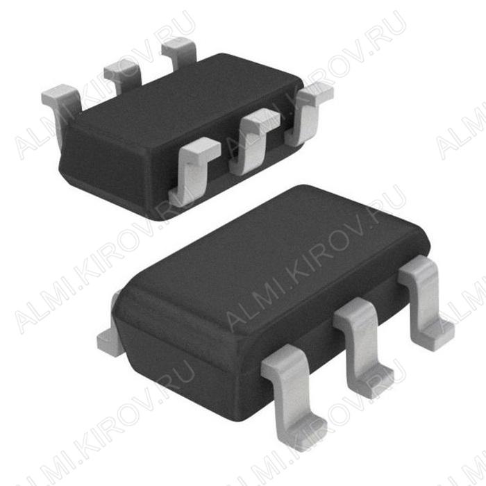 Микросхема TPS76325DBVR +2.5V,0.15A;LDO,PMOS;ON/OFF Control