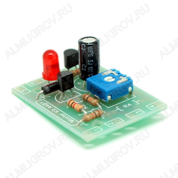 Радиоконструктор Датчик уровня воды BM4012 Датчик уровня воды