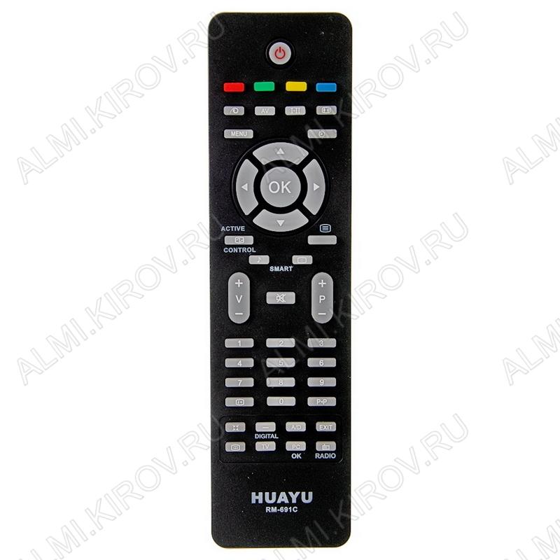 ПДУ для PHILIPS RM-691C (RC-2034302/01) LCDTV