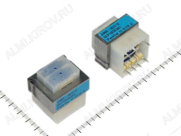 Трансформатор дежурного режима СВЧ DMR-631FS