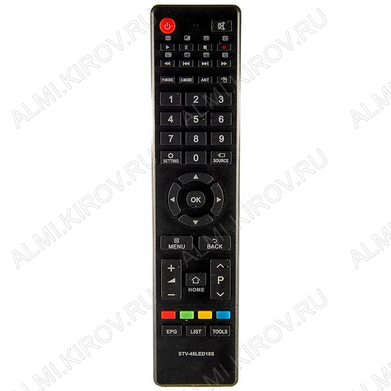 ПДУ для SHIVAKI STV-45LED18S LCDTV