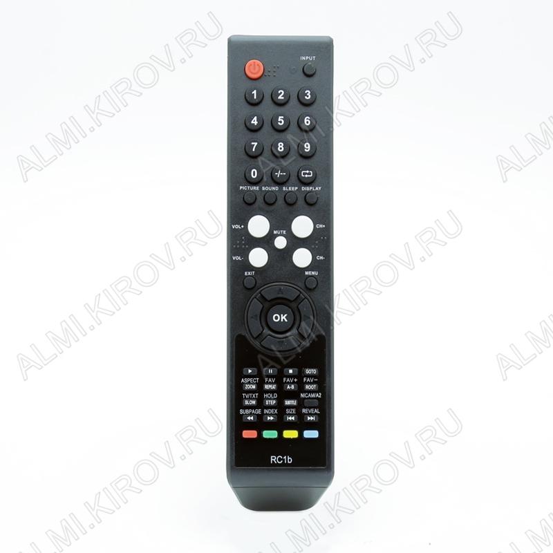 ПДУ для SUPRA RC1B LCDTV