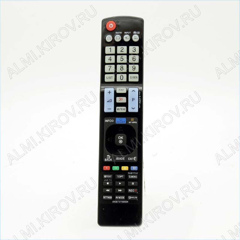 ПДУ для LG/GS AKB73756504 LCDTV