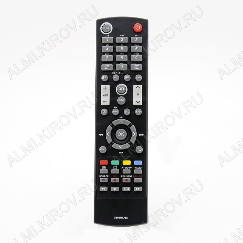 ПДУ для SHARP GB067WJSA LCDTV