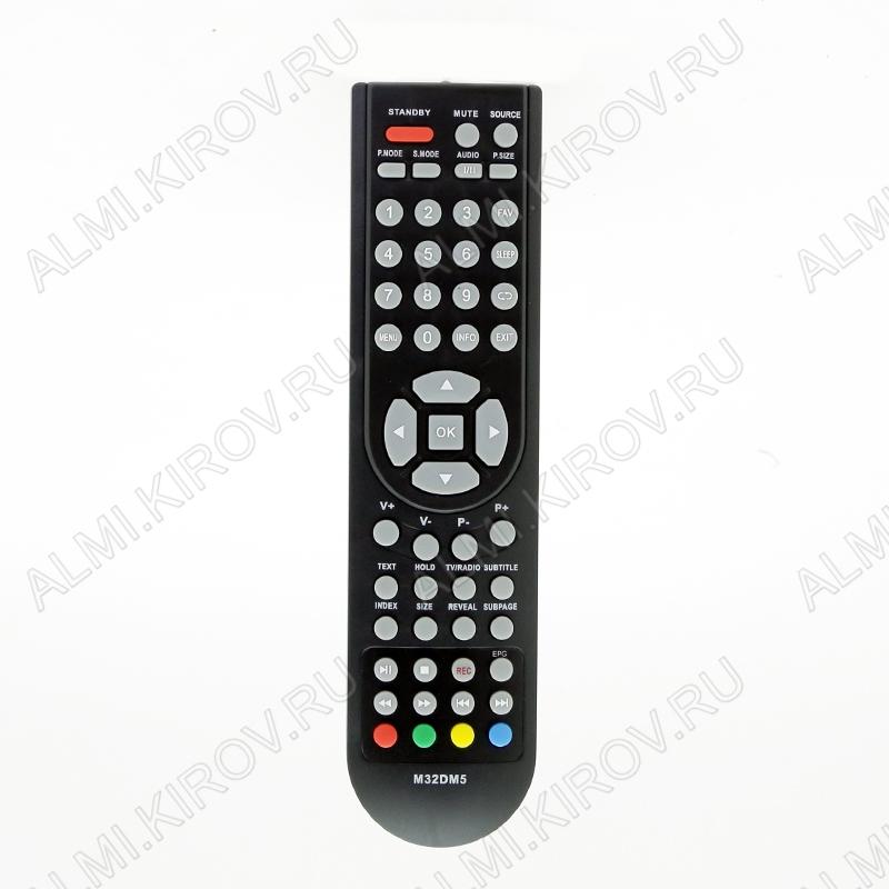 ПДУ для DNS M32DM5 LCDTV