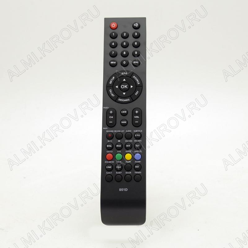 ПДУ для SHIVAKI 051D BLACK (вариант 1) LCDTV