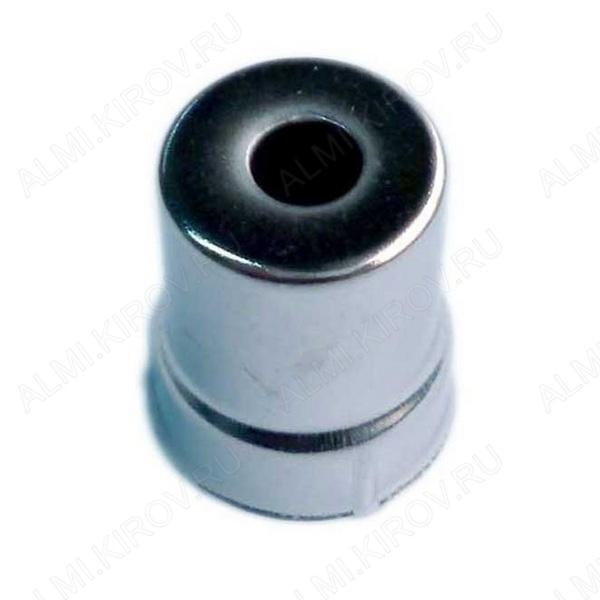 Колпачок антенны магнетрона. Отверстие круглое 5 мм