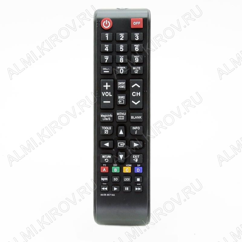 ПДУ для SAMSUNG AA59-00714A LCDTV
