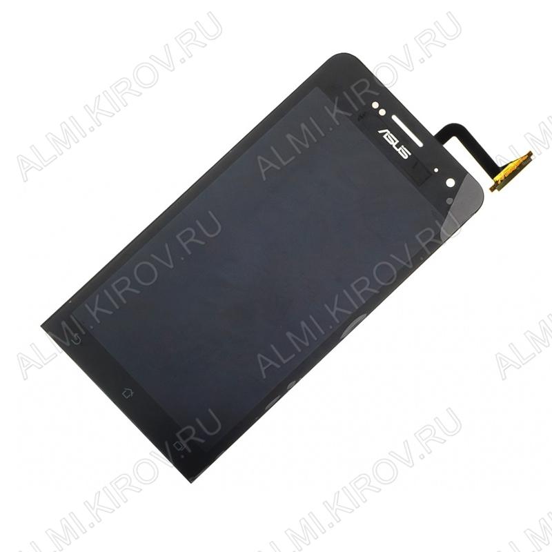 Дисплей для Asus Zenfone 5 (A500KL/A501CG/A500CG) + тачскрин черный