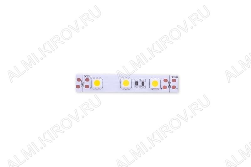 Лента светодиодная SWG560-12-14.4-WW (000033)  белый тёплый 12V 14.4W/m 5050*60