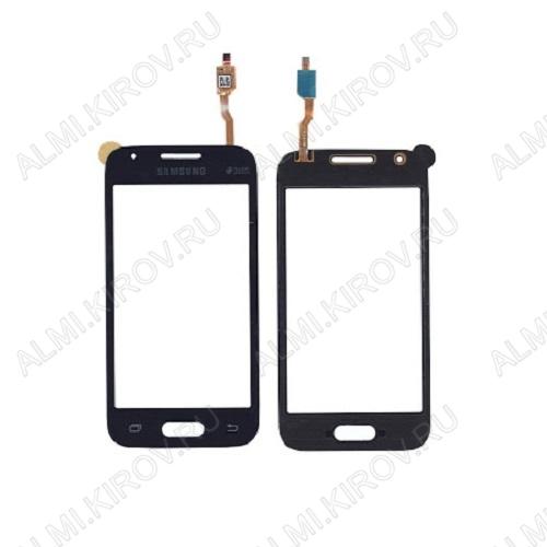 ТачСкрин для Samsung G313H GALAXY Ace 4 Lite черный