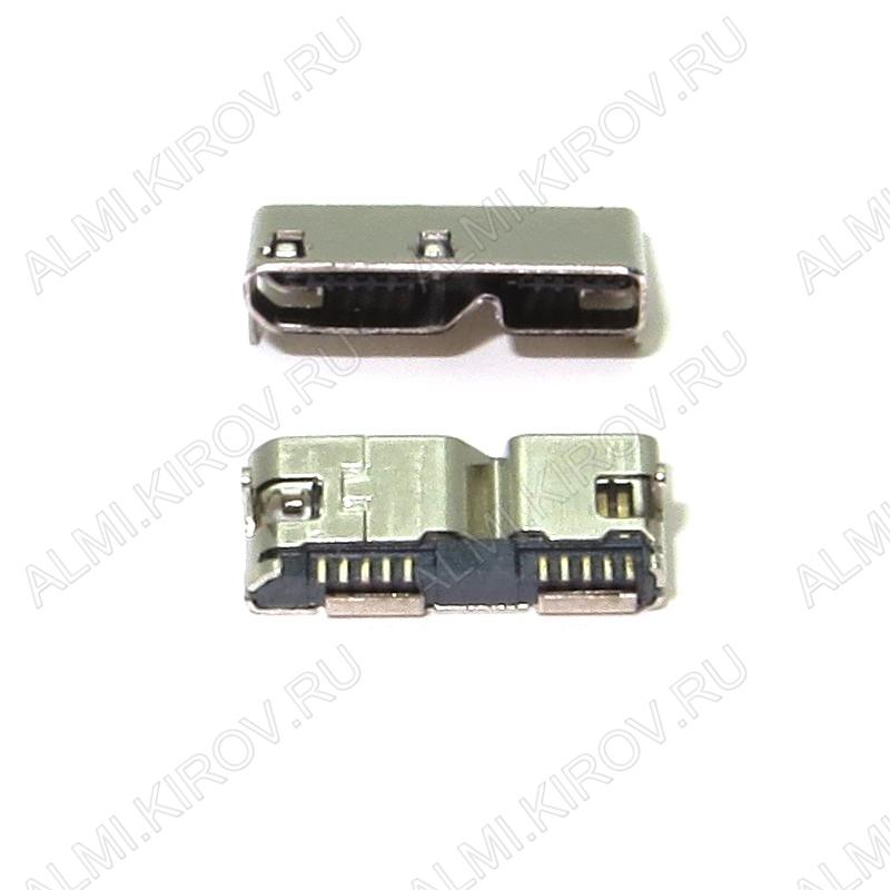 Разъем гнездо для Micro USB 3.0 универсальный