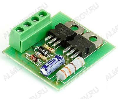 Радиоконструктор Устройство плавного включения ламп накаливания RL134 (25...100Вт 100...280В) (Распр Номинальное напряжение питания: 100...280 В;    Коммутируемая мощность: 25...100 ВТ; Задержка включения: 0,1...0,3 с.