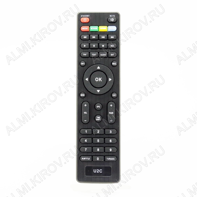 ПДУ для U2C DVB-T2