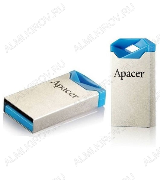 Карта Flash USB 16 Gb (AH111 Blue mini) USB 2.0