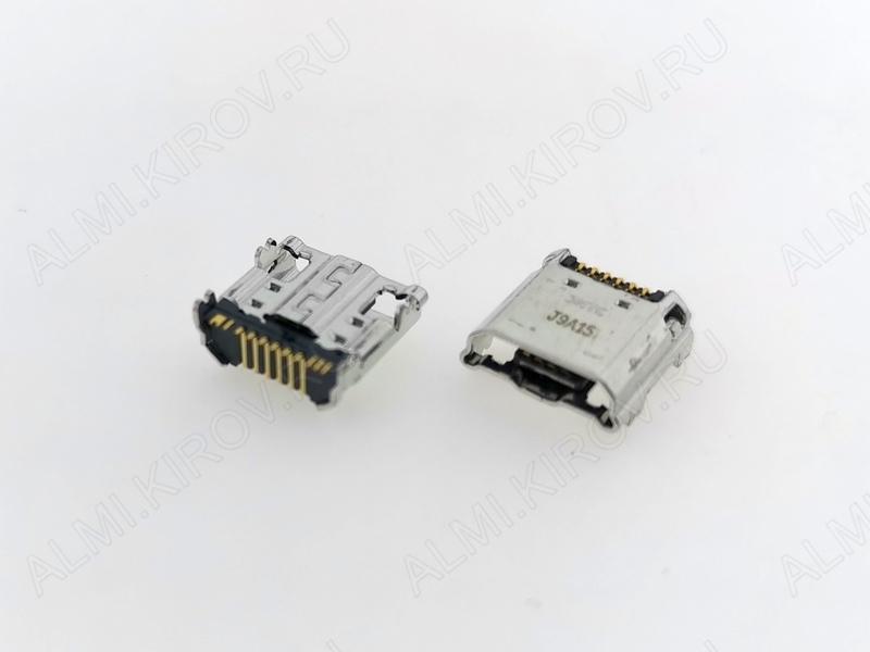 Разъем/гнездо для Samsung P5200/T210/T211/T2105/T231/TAB3