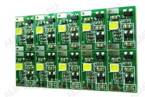 Радиоконструктор Стробоскоп светодиодный белый SHL0035W-2.0 (2сек, мини 10*15мм) Напряжение питания, номинальное (фильтрованное) +5 В;Диапазон напряжений +4 В..+6 В; Периодичность вспышек 2,0 сек + 20% Длительность 0,04 сек