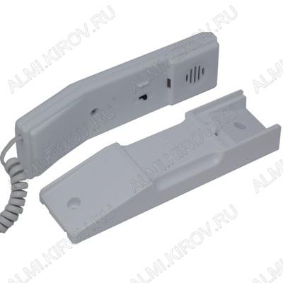 Трубка для домофона ТКП-05М белая, координатная,