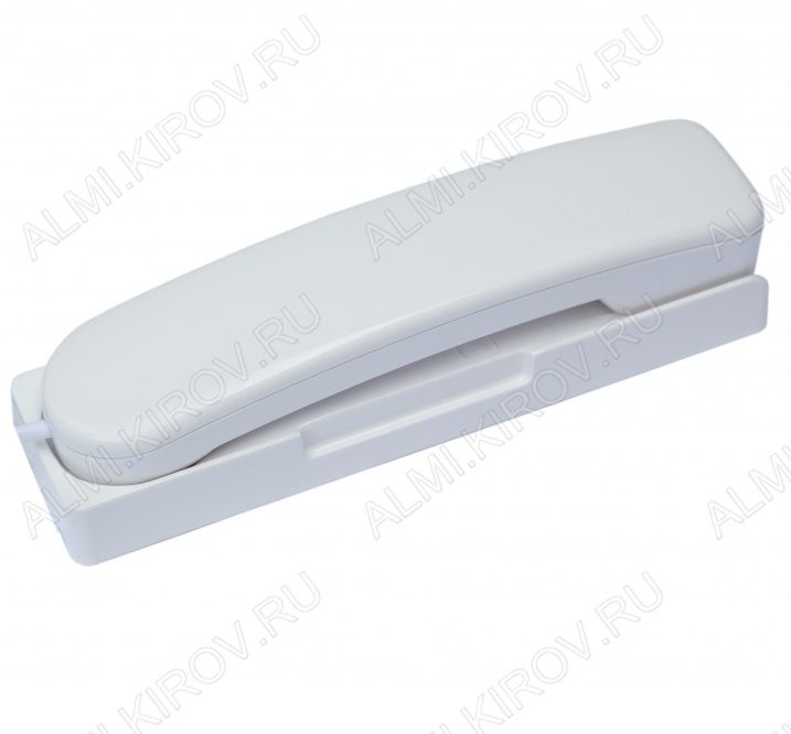 Трубка для домофона ТКП-06М белая, координатная,