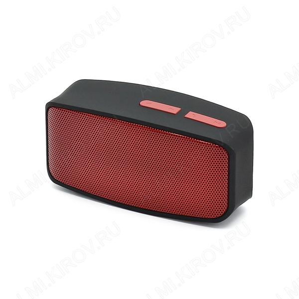 Портативная колонка MP3 N10U красная