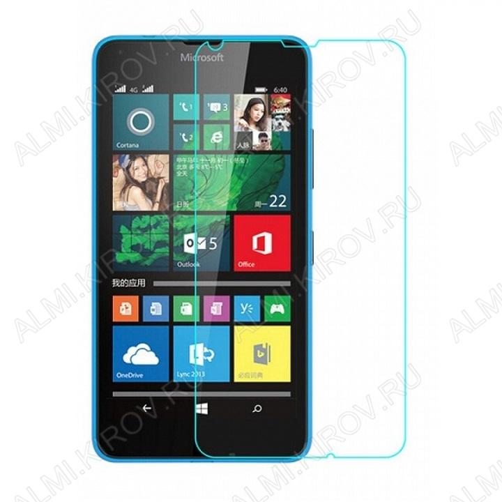 Защитное стекло Nokia Lumia 640