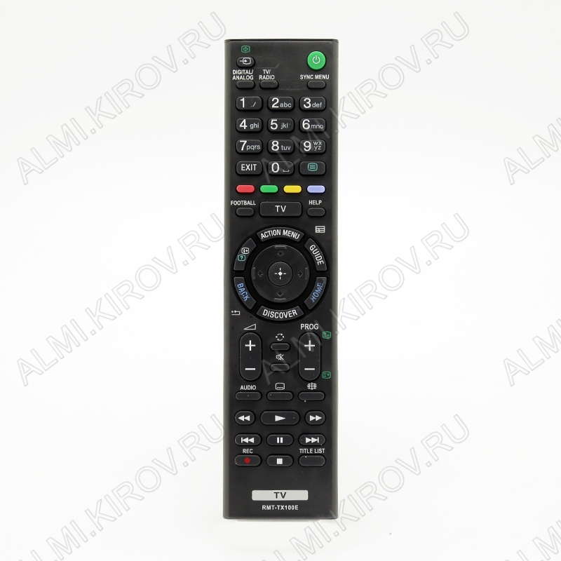 ПДУ для SONY RMT-TX100E LCDTV