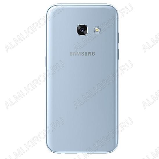 Задняя крышка для Samsung Galaxy A3 (2017) A320 синий Orig