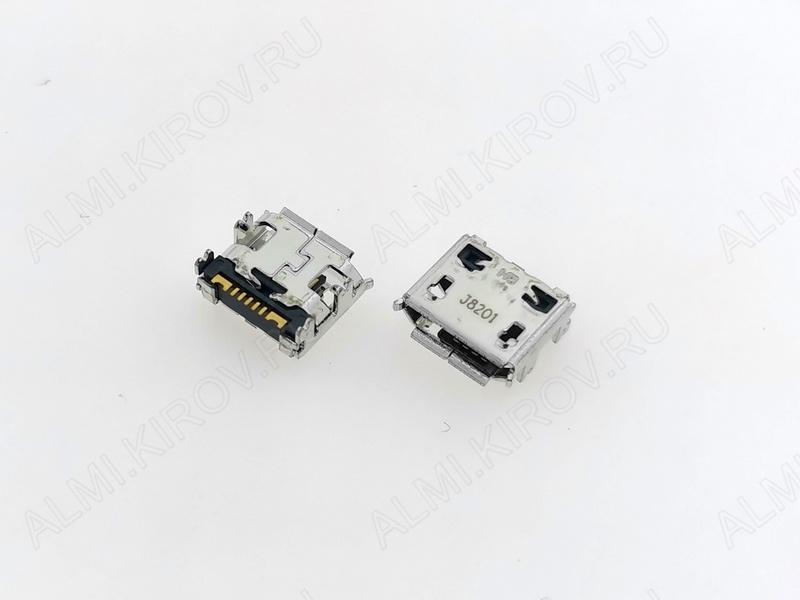 Разъем/гнездо для Samsung i8262/ i8260/ i9190/ i9192/ i9195/ S5310/ S6312/ S5312/ S6310
