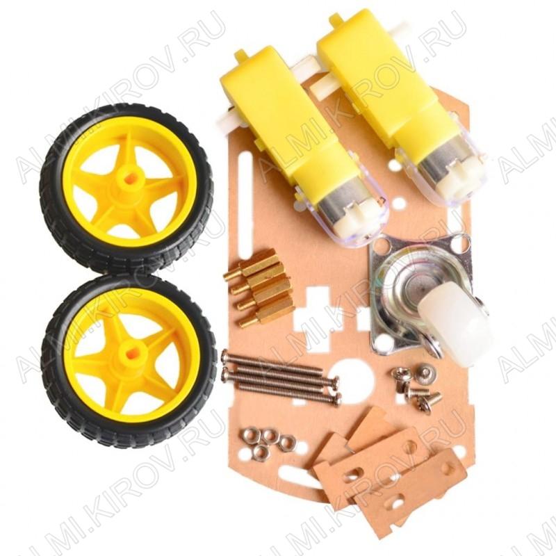 Набор-конструктор 3-х колесного шасси