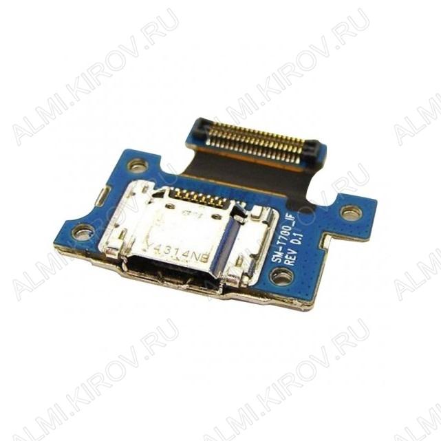 Шлейф для Samsung T700 + разъем зарядки