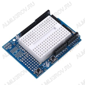Плата расширения Uno Proto Shield, для Arduino Uno с макетной платой на 170 точек