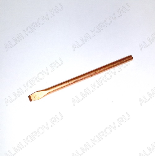 Жало для паяльника медное 3.8мм (12-9941) тип: клин