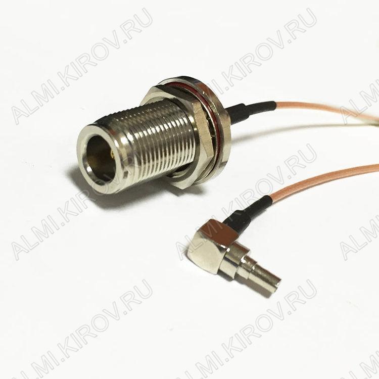 Адаптер антенный N гн/CRC9 шт для USB 3G модемов