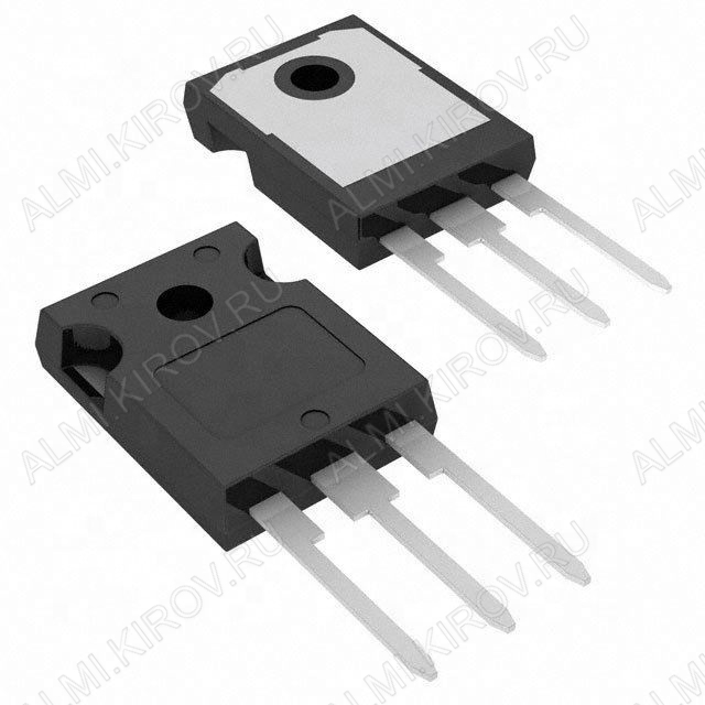 Транзистор IRGP4062D MOS-N-IGBT+Di;L;600V,24A,250W,