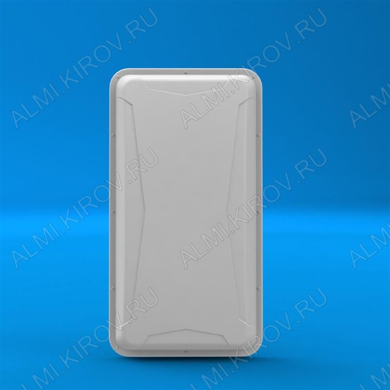 Антенна стационарная NITSA-5F MIMO 2x2 (75 Ом) для 3G/4G USB-модема 2G/3G/4G/LTE; 790-2700 MHz; 9-14,5dB; без кабеля; разъем F-гнездо
