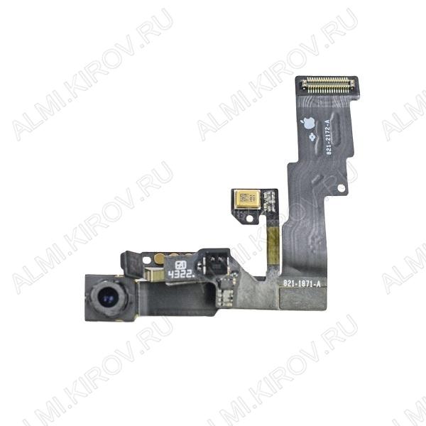 Шлейф для iPhone 6S + светочувствительный элемент + фронтальная камера