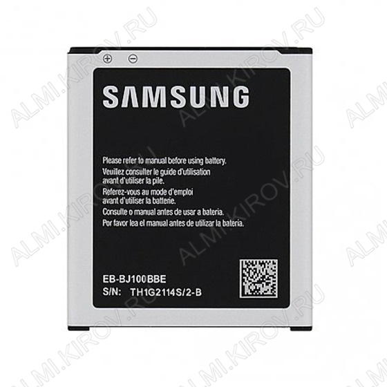 АКБ для Samsung J100 Galaxy J1 2015 Orig EB-BJ100BBE