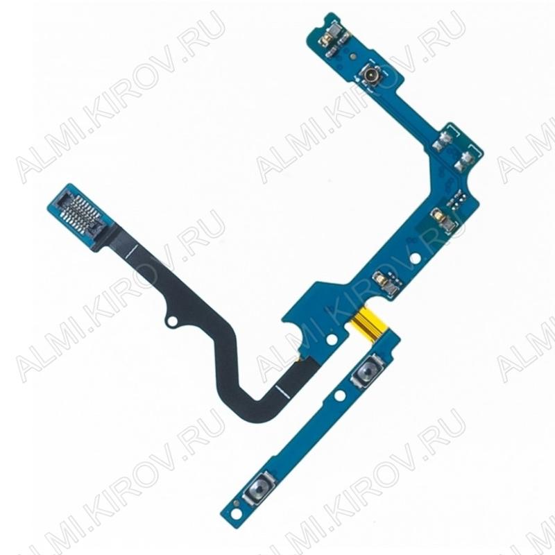 Шлейф для Samsung A500F Galaxy A5 +кнопки громкости + микрофон
