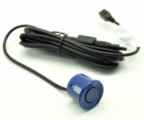 Датчик парктроника темно-синий, шнур 2,5м