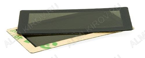 Радиоконструктор Панель лицевая плёночная серая FFS45x25B-37x17M (45х25мм, окно 37х17) (Распродажа) Вольтметры SVH0001, амперметры SAH0012, термометры STH0014, индикаторы E30561, FYT5631