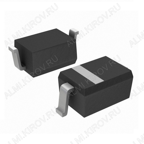 Варикап BB639E7904HTSA1 C-Di;UHF;1-28V,0.02A,2.4-40pF