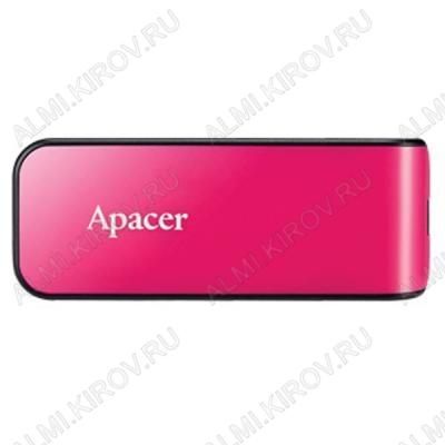 Карта Flash USB 64 Gb (AH334 Pink) USB 2.0