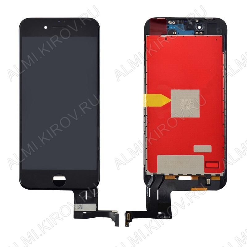 Дисплей для iPhone 8 + тачскрин черный
