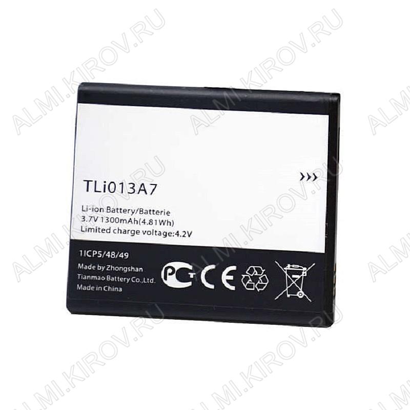 АКБ для Alcatel 4017 One Touch TLi013A7