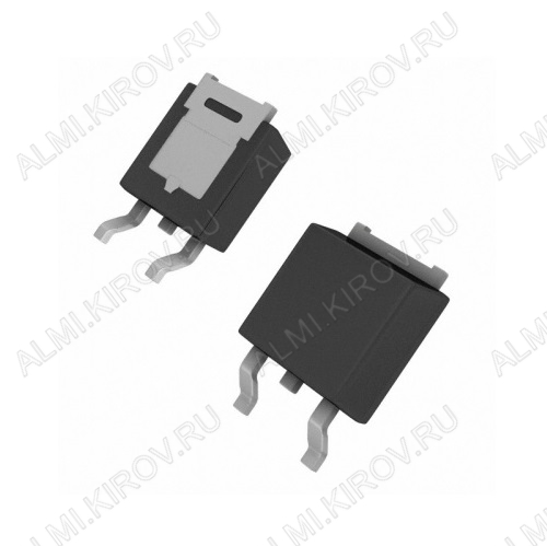 Транзистор MJD44H11T4 Si-N;NF/S-L;80V,5A,20W,50MHz;complimentary to MJD45H11