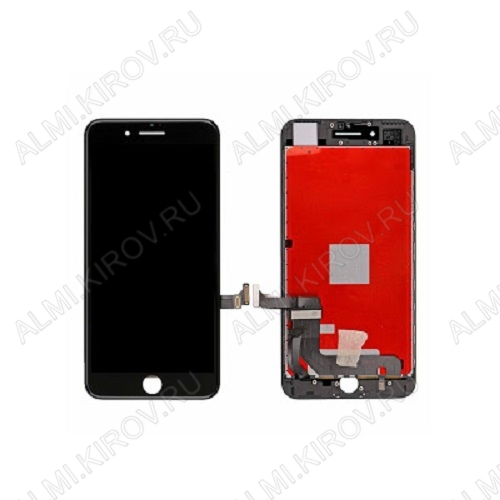 Дисплей для iPhone 7 Plus + тачскрин Черный