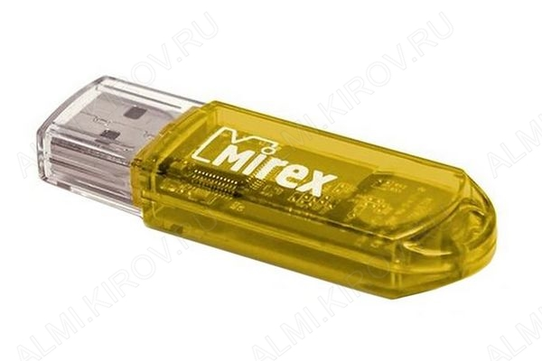 Карта Flash USB 8 Gb (Elf Yellow) USB 2.0