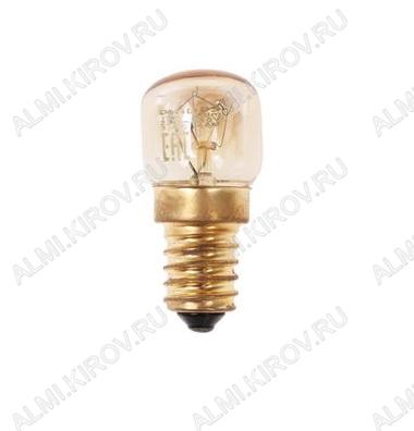 Лампа для духовки E14 25W 300C°, LMP101UN, CU4410